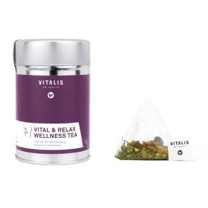 Tisana Vital & relax wellness tea