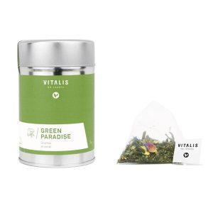 Tè Green Paradise - te verde