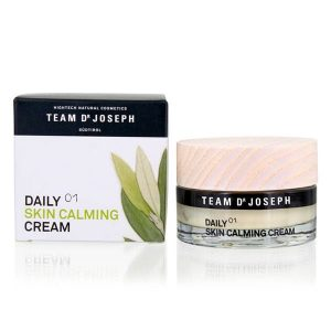 Daily skin calming cream 01