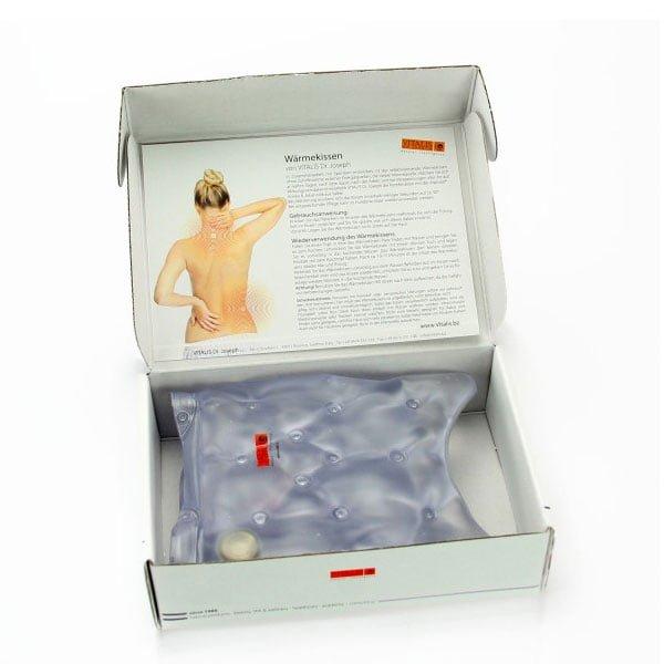 Cuscino termico autoriscaldante