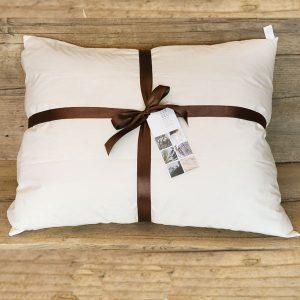 Cuscino relax bio in cirmolo 50 x 60 cm