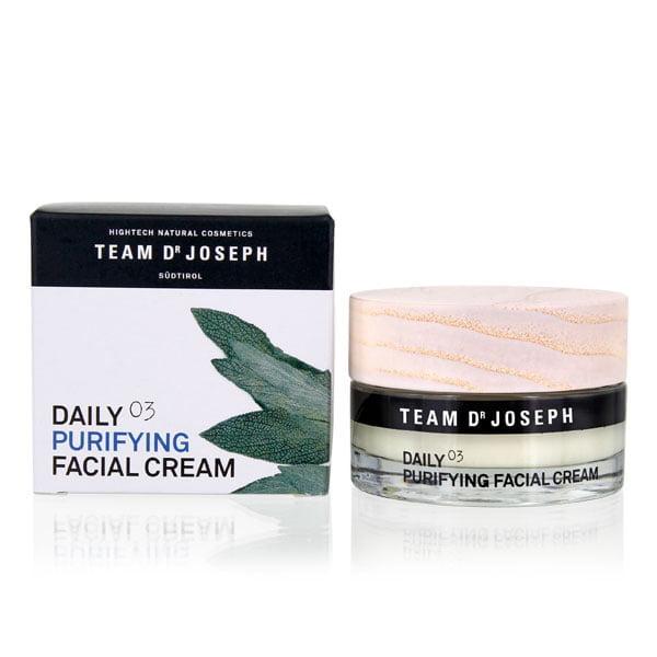 Daily purifying facial cream 03