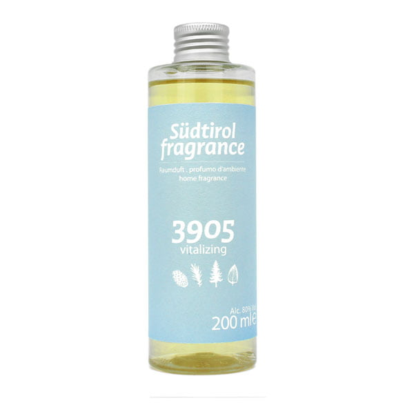 Fragranze Südtirol 3905 Vitalizing ricarica