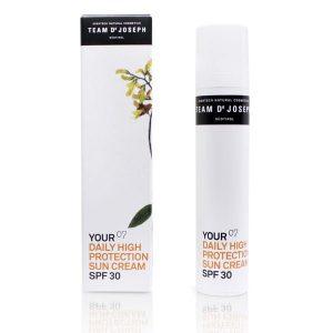 Your daily high protection sun cream spf 30 07
