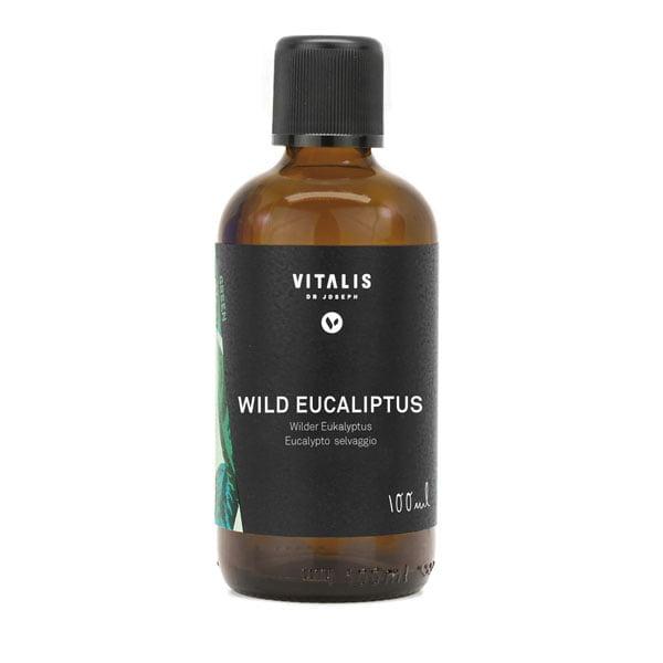 Olio essenziale Eucalipto selvaggio