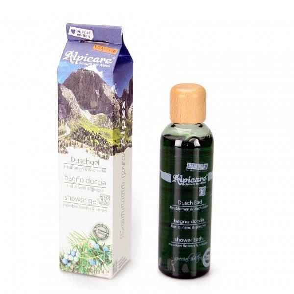 Bagno doccia BIO - Fiori di fieno & Ginepro