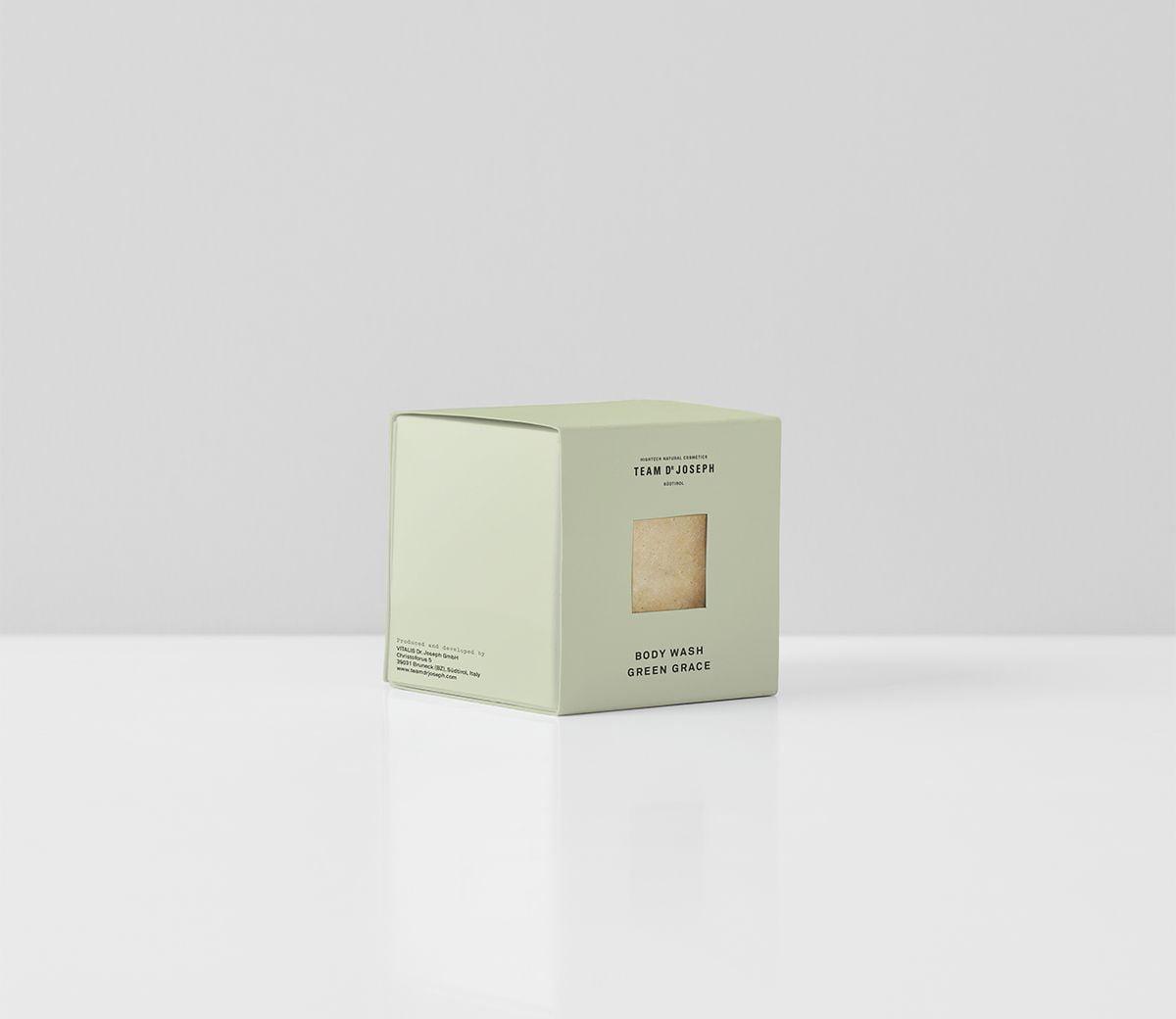 Zero Waste - Green Grace Body Wash, 60g