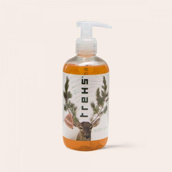 Doccia shampoo cirmolo