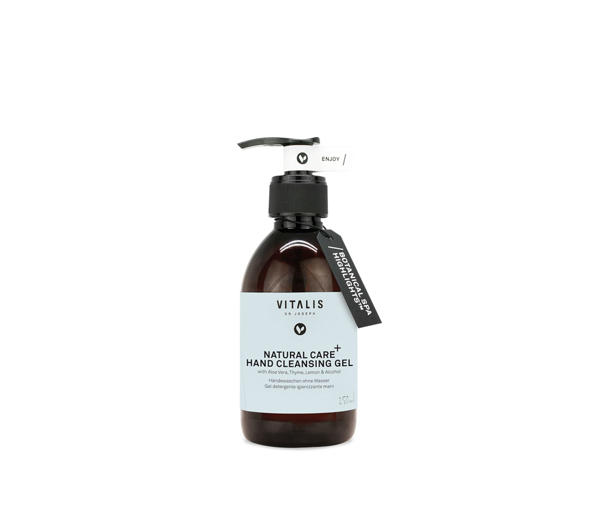 NATURAL CARING HAND CLEANSING GEL